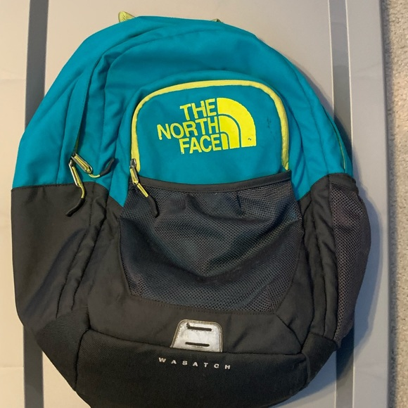 The North Face Wasatch bookbag